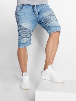 VSCT Clubwear Szorty Liam niebieski