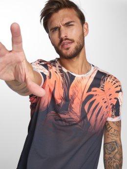 VSCT Clubwear T-shirt Leaf arancio