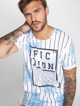 VSCT Clubwear T-Shirt Fiction blanc
