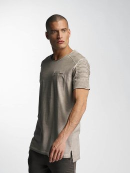 VSCT Clubwear t-shirt Biker bruin