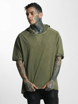 VSCT Clubwear T-Shirt Hooded kaki