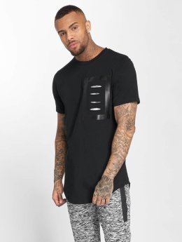 VSCT Clubwear T-Shirt Tape Design schwarz