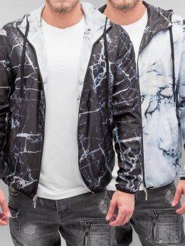 VSCT Clubwear Välikausitakit Marble 2in1 Reversible musta