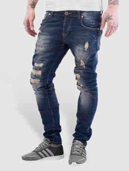VSCT Clubwear Vaqueros pitillos Alec Slim 5 Pocket azul
