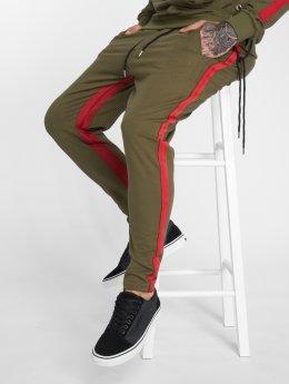 VSCT Clubwear Verryttelyhousut Lowcrotch khakiruskea