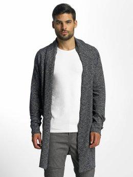 VSCT Clubwear vest Open Knit indigo