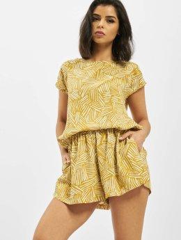 Wemoto Kleid  gelb