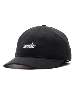 Wemoto snapback cap Script  zwart