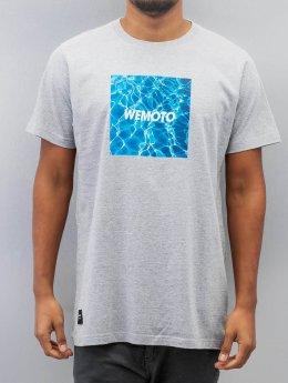 Wemoto T-shirt Water grigio