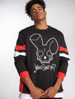 Who Shot Ya? Пуловер King Beatz черный