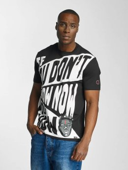 Who Shot Ya? YouKnow T-Shirt Black