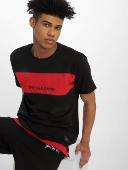 Who Shot Ya? Camiseta The benjamins rojo