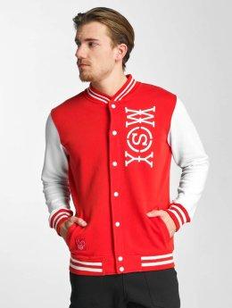 Who Shot Ya? College Jacket Alpha red