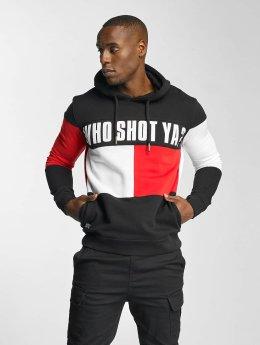 Who Shot Ya? Hoody This Tao rood