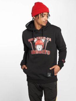 Who Shot Ya? Hoody Rabbits schwarz