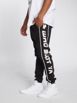 Who Shot Ya? Fat Sniper Sweatpants White