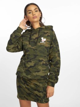 Who Shot Ya? jurk Missy Menace camouflage