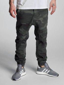 Who Shot Ya? Pantalon cargo K205 camouflage