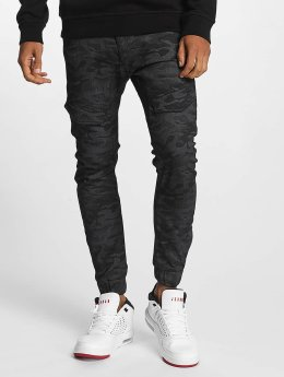Who Shot Ya? Pantalon cargo K205 gris