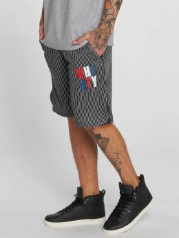 Who Shot Ya? WHSHTY Shorts Black
