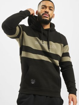 Who Shot Ya? Sudadera Black And White negro