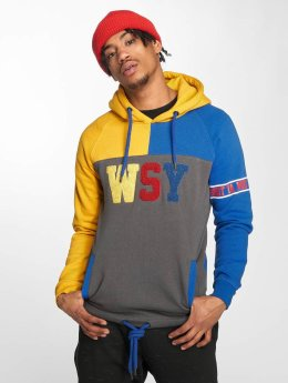 Who Shot Ya? Sweat capuche Bellini multicolore