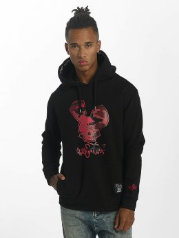 Who Shot Ya? Sweat capuche Grim Rabbit noir