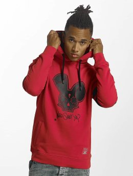 Who Shot Ya? Sweat capuche Royal Gunz rouge