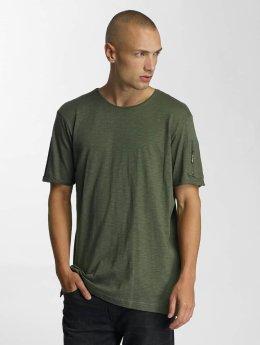 Who Shot Ya? Haora T-Shirt Olive