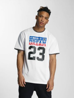 Who Shot Ya? T-shirt Dream bianco