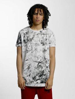 Who Shot Ya? T-Shirt Henslin blanc