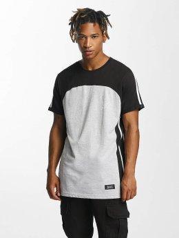 Who Shot Ya? T-shirt SquadSquare grigio