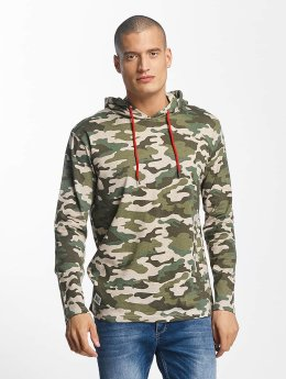 Who Shot Ya? T-Shirt manches longues Emis camouflage