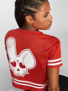 Who Shot Ya? T-Shirt Short Mesh rouge