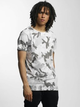 Who Shot Ya? T-Shirt Camo weiß