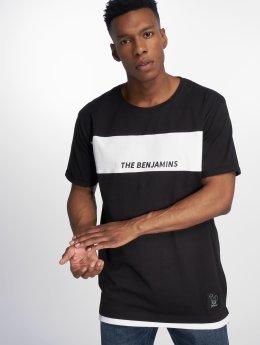 Who Shot Ya? T-Shirt The benjamin white