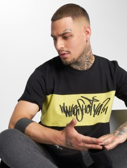 Who Shot Ya? T-Shirty Devious WW moro