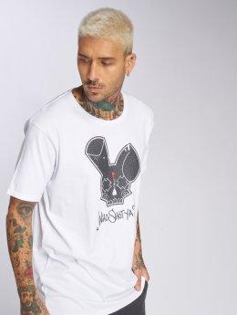 Who Shot Ya? T-skjorter Grunge hvit