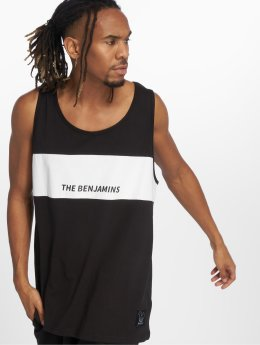 Who Shot Ya? Tank Tops The benjamins gris