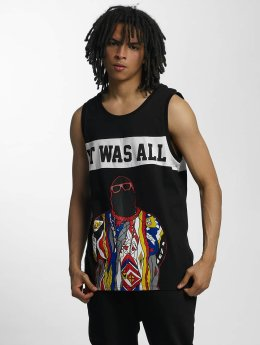 Who Shot Ya? Tanktop Biggie zwart