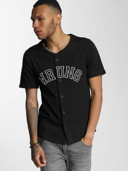 Wrung Division Camicia Hitman Baseball nero