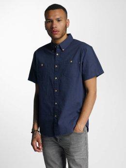 Wrung Division Camisa Linen índigo