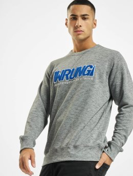 Wrung Division Jersey Step gris