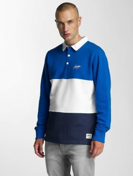Wrung Division Poloskjorter Park Polo blå