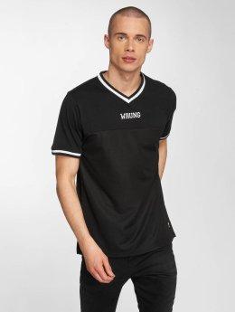 Wrung Division T-shirt Raider svart
