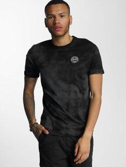 Wrung Division t-shirt 75TH DIV zwart