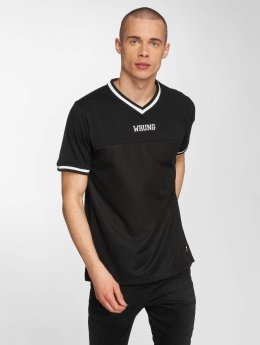 Wrung Division t-shirt Raider zwart
