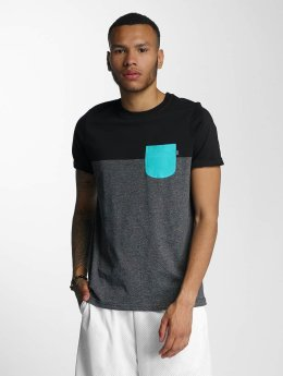Wrung Division T-Shirty Pocket szary