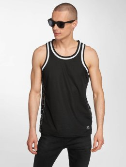 Wrung Division Tank Tops Ripper musta