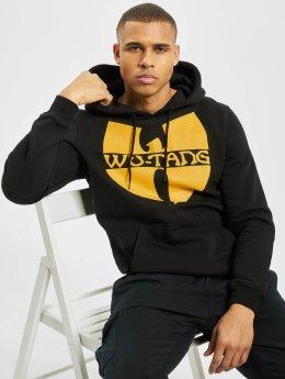 Wu-Tang Bluzy z kapturem Logo  czarny